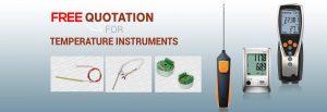 temperature instruments machine in Ahmedabad