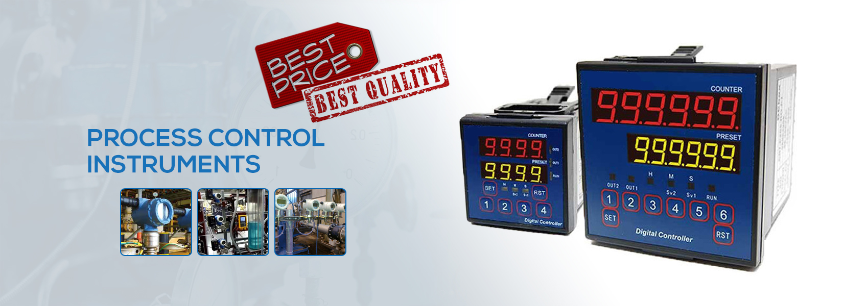 process control instruments at best price