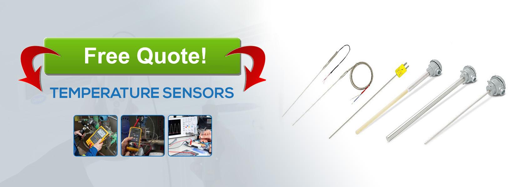 temperature sensors in Ahmedabad
